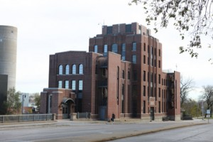 C. Maxwell Stanley Hydraulics Laboratory as it appears today