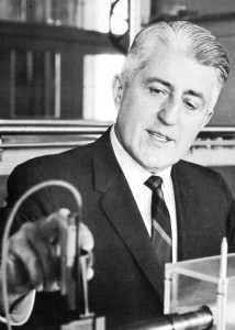 Hunter Rouse, IIHR director from 1944–65.