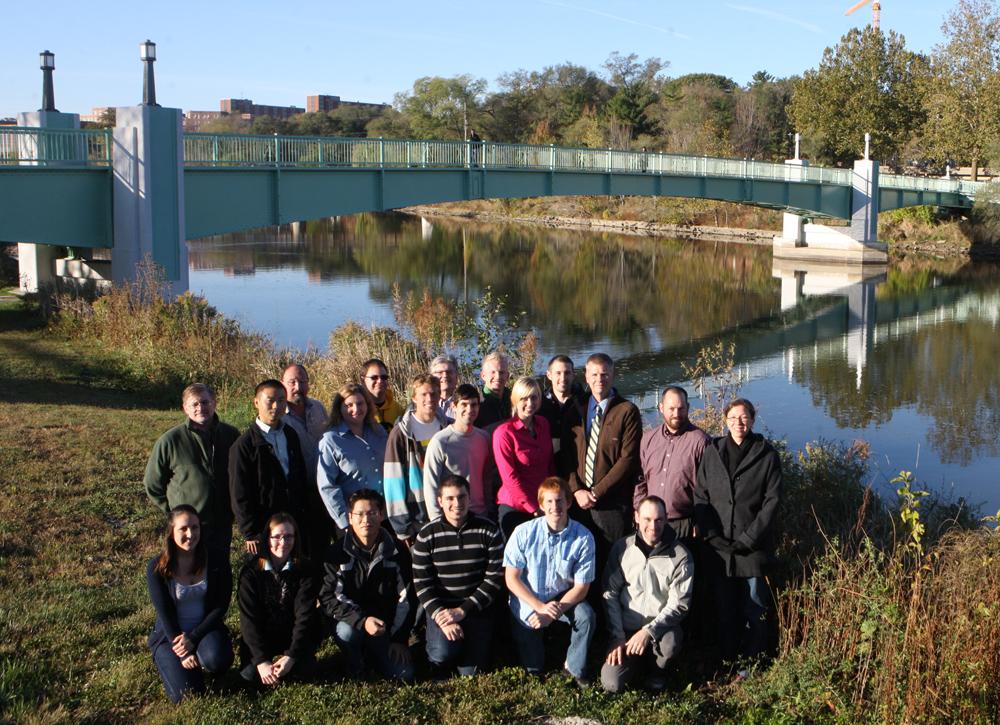 The Iowa Floodplain Mapping Group