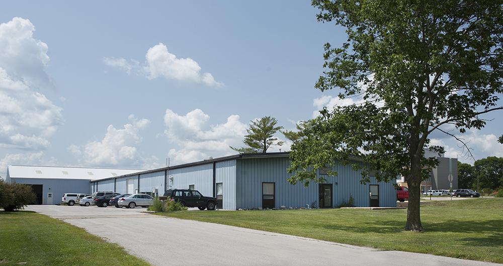 Oakdale Iowa Geological Survey Building.