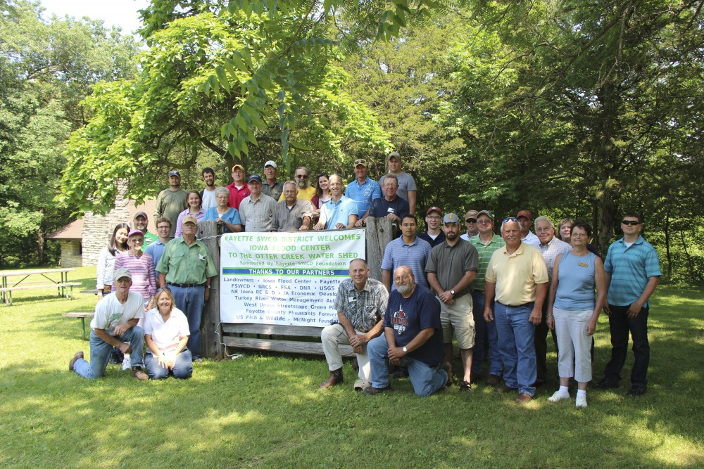 Landowners and other stakeholders in the Otter Creek Watershed have formed a powerful coalition for improved water management.