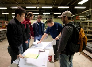 IIHR's specialized shop staff bring a wide range of expertise and skills to their projects.