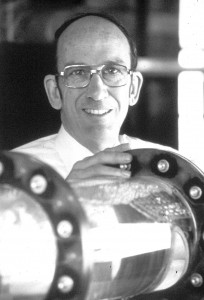 Former IIHR Director John F. Kennedy