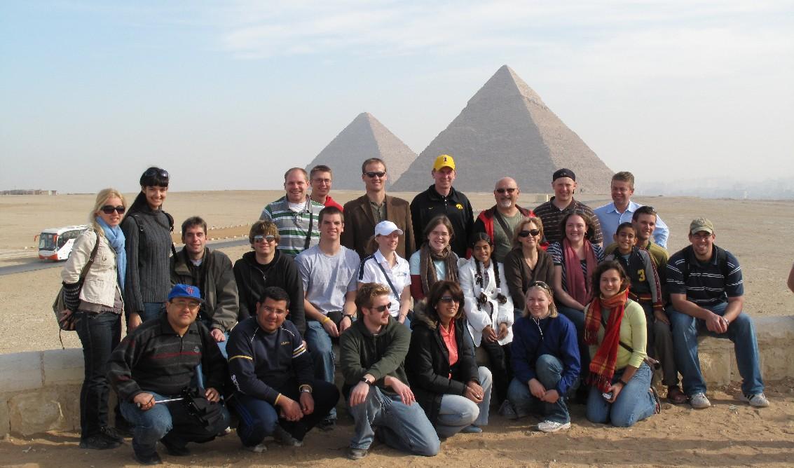 International Perspectives - Egypt