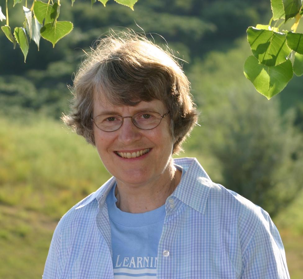 Connie Mutel, IIHR historian and archivist.