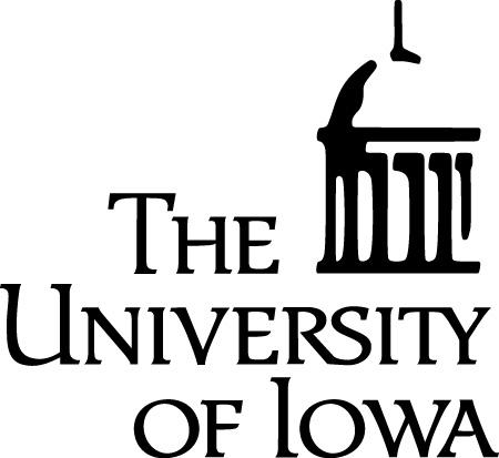 The University of Iowa logo.