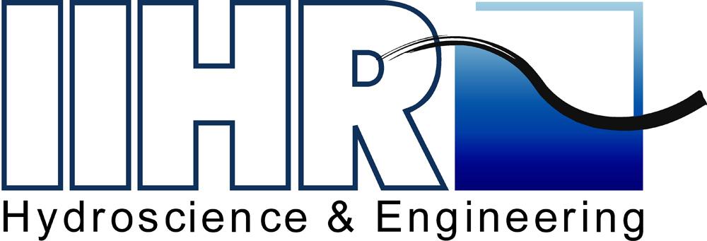 Original IIHR logo.