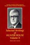 """Cover of the book titled """"Selected Writings of Hunter Rouse, Volume II"""""""