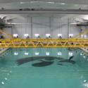 IIHR's new wave basin.