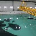 The Tigerhawk on the wave basin's floor is the world's largest.