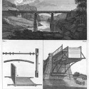 An iron aquaduct for extending a canal across a large river (Treatise on the Improvement of Canal Navigation).