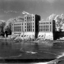 The completion of a much-expanded Hydraulics Lab (shown here in 1932) supported IIHR's growing research program.