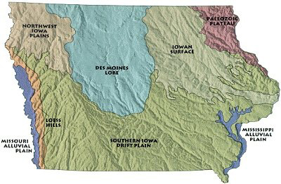 The Des Moines Lobe was created more than 12,000 years ago by the last glacier to enter Iowa. It is known to have left deposits of arsenic. A new study will measure the presence of arsenic in private wells in Cerro Gordo County.
