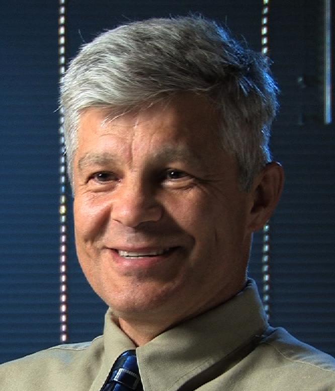 Iowa Flood Center Director Witold Krajewski.