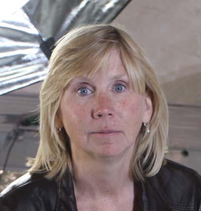 Headshot of Jackie Stolze.