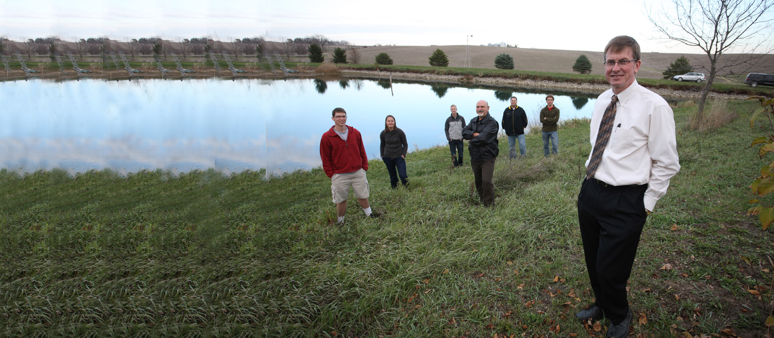 The Iowa Watersheds Project.