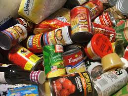 Non-perishable food items like these are needed for hungry families in Johnson County. Join in the ESAC Food Drive to make a difference inour community.