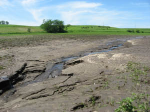 Iowa's topsoil, so important to sustaining life worldwide, is part of the critical zone, which is the focus of a new five-year research project including the University of Iowa and IIHR.