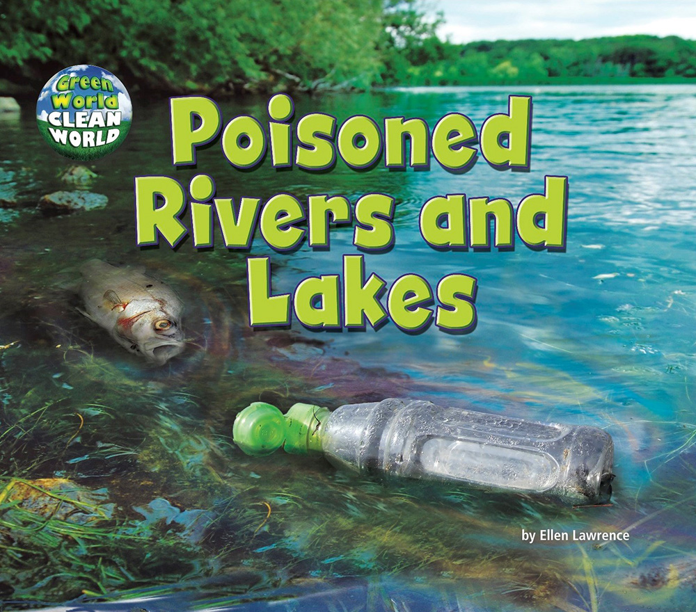 IIHR's Dan Ceynar served as a consultant on this children's book by Ellen Lawrence.
