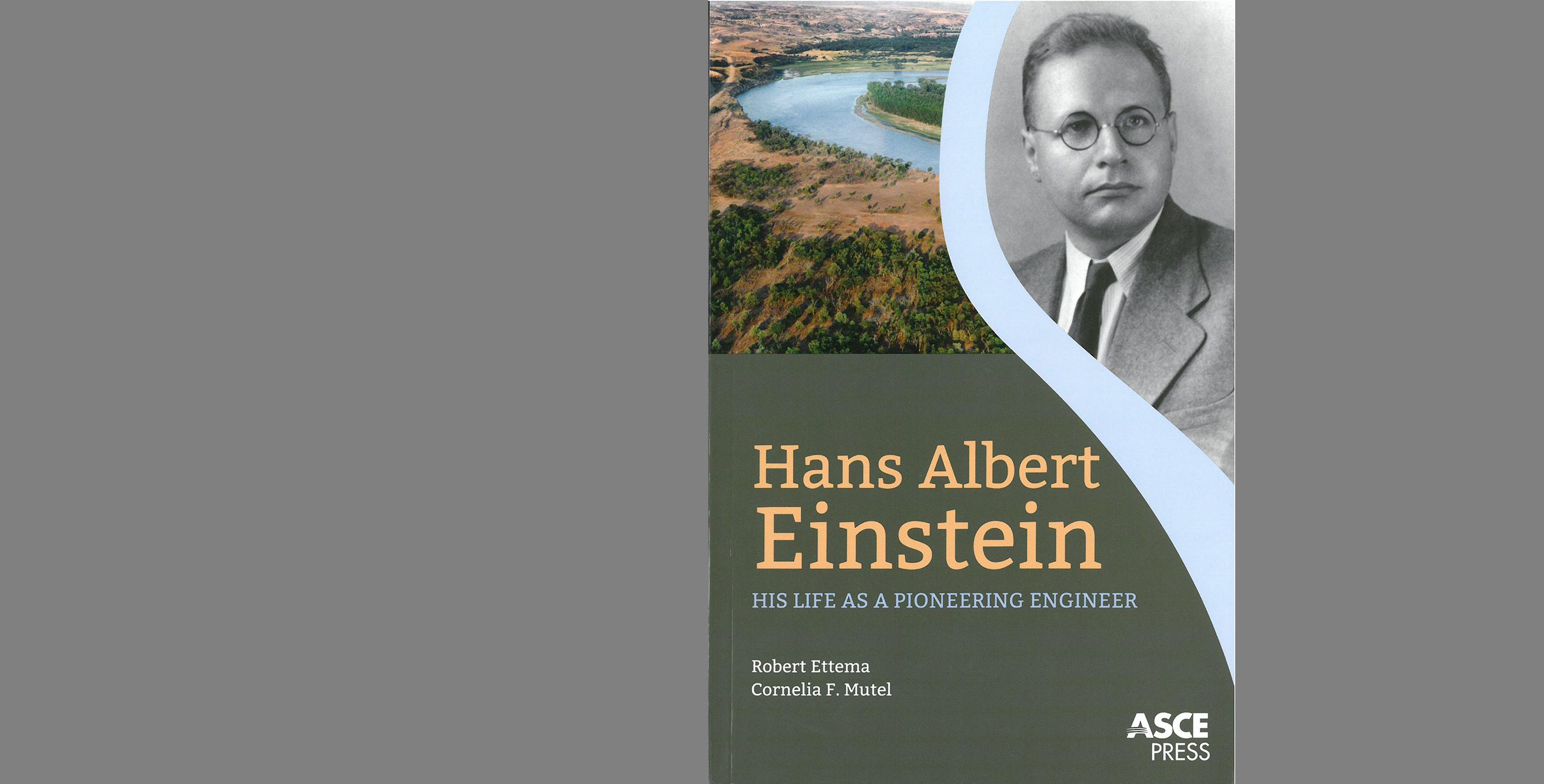 Cover of the Hans Albert Einstein book.