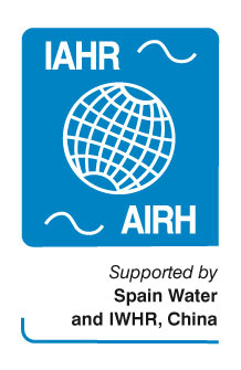 IAHR logo.