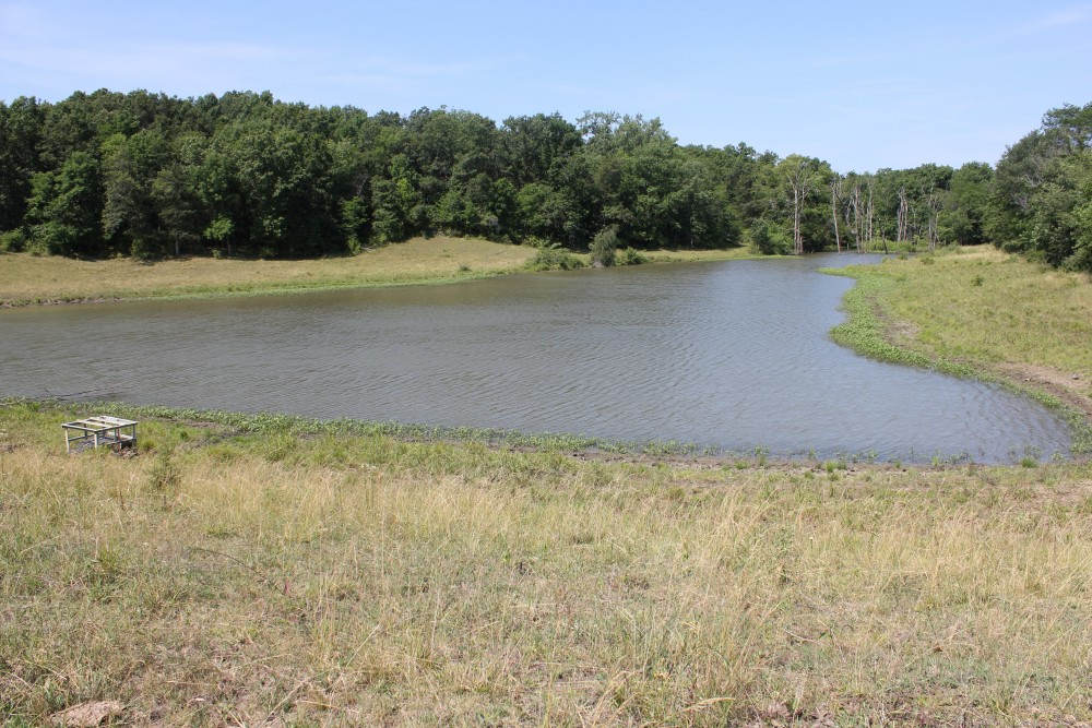 Farm ponds are an important part of the Iowa Watershed Approach.