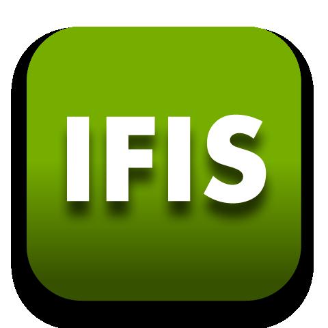 The Iowa Flood Information System logo.
