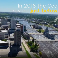 Tools and resources developed by the Iowa Flood Center are making a difference for Iowa communities faced by repeated flooding. Case in point, Cedar Rapids—2016 was very different from 2008.
