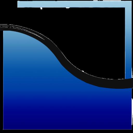 IIHR swoosh logo.