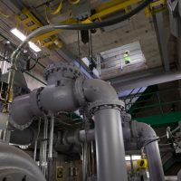 Pumping Station 15 in Madison, Wis.,